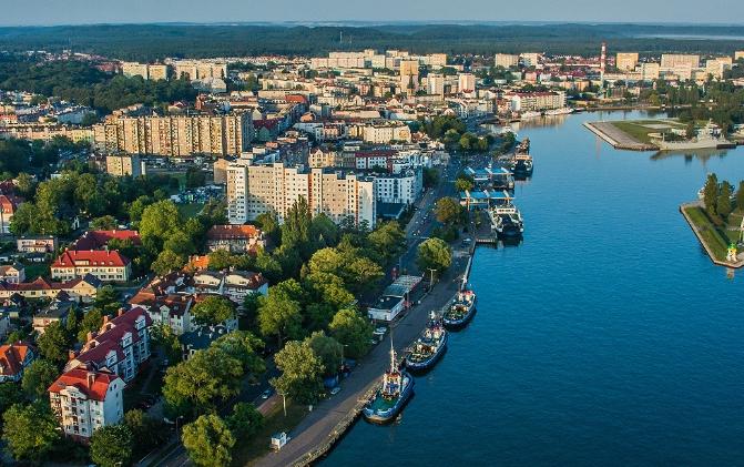 Город Świnoujście 1