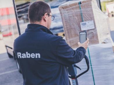 Упаковка продукции - RABEN