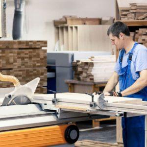 Производство мебели на фабрике OKMED