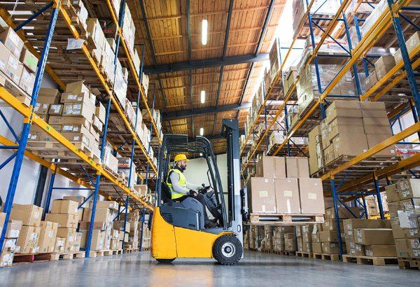 Работник склада FM Logistic IKEA